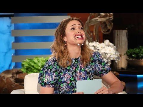 Ellen cố gắng tìm hiểu tại sao Mandy Moore khóc