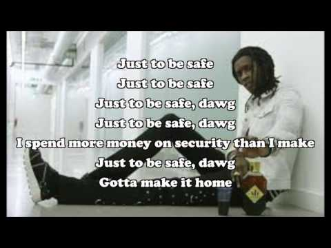 Young Thug Safe LYRIC VIDEO