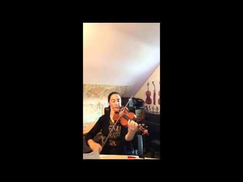 ABRSM 2016 - 2019 Violin Grade 1 (A:3) Écossaise (Ludwig Van Beethoven)
