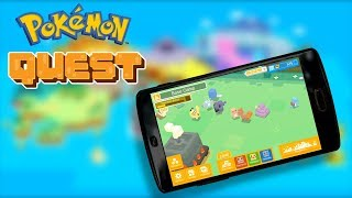 UK: Explore Tumblecube Island from your mobile device!