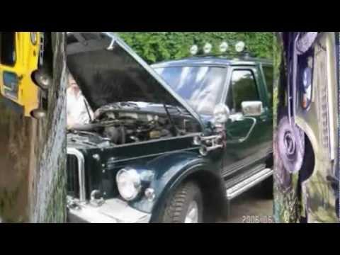 Видеозапись ГАЗ-69 тюнинг