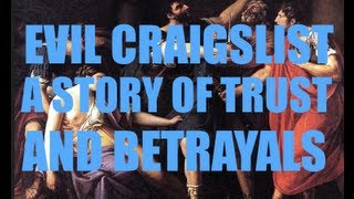 Evil Craigslist Story A Tale Of Trust and Betrayal