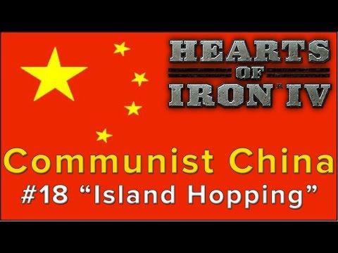 """Hearts of Iron 4: Communist China Episode 18 """"Island Hopping"""""""