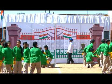 School students sports day programme full video