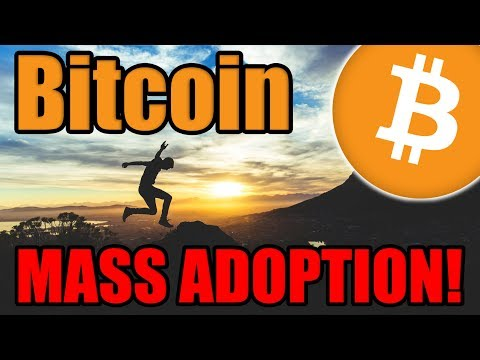 BItcoin Is ONE STEP Closer To Mass Adoption! Plus Nasdaq's Bitcoin Index, Vechain, And Neo Update!
