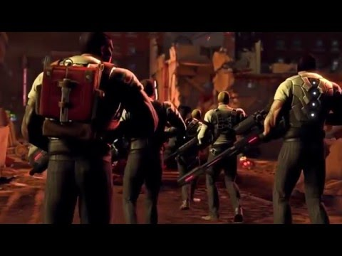 XCOM  Enemy Within - Official Trailer