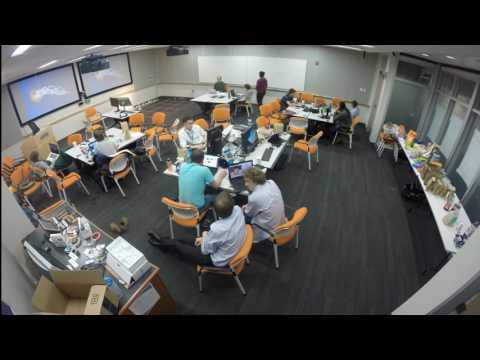 MITRE Summer Intern Hackathon 2016 - Timelapse Video
