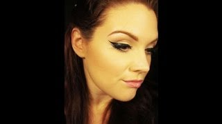 Super Easy Winged Eyeliner Tutorial Thumbnail