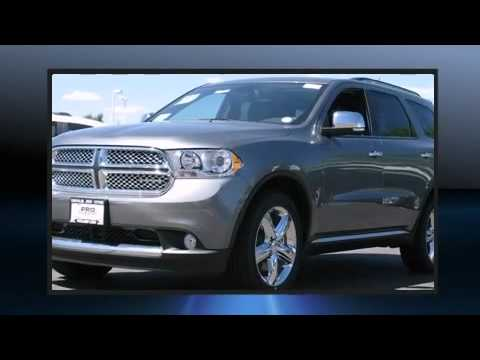 Just Named King Of The SUVs - Dodge Durango Citadel Available Pro Denver