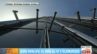 'Burj Khalifa', el edificio más grande del mundo