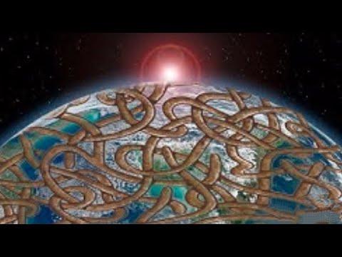 ¡Gigantische Geheime TUNNEL-NETZWERKE Durchqueren Unseren Planeten!