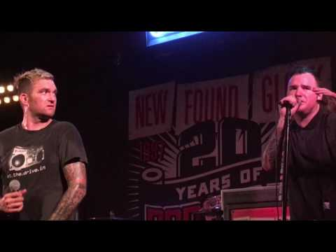 Tangled Up Boy Crazy  New Found Glory 20 Years of Pop Punk  at The Troubadour 4292017