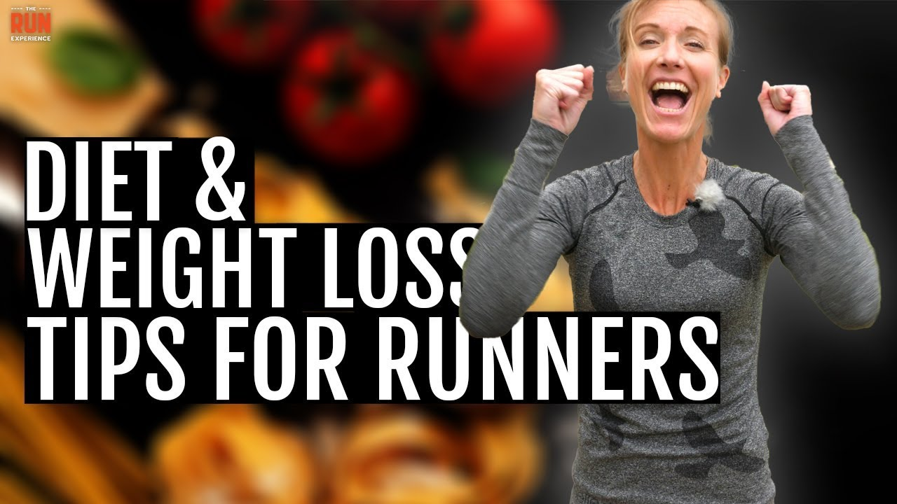 <div>Basic Diet & Weight Loss Tips for Runners!</div>