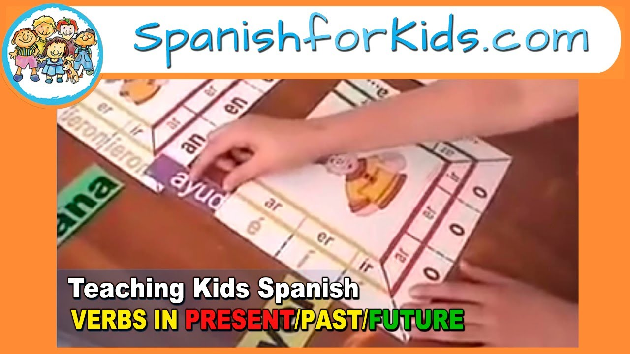 Games to practice spanish verb conjugations