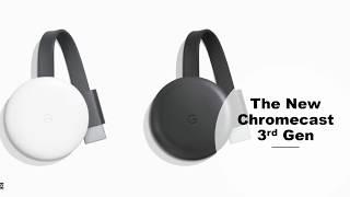 First Look: The New 3rd Gen Chromecast