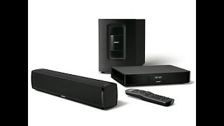 Bose CineMate 120 Home Theater Speaker System: Product Overview: Adorama TV