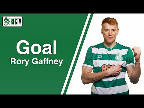 Rory Gaffney v Galway United | FAI Cup 1st Round | 23 July 2021
