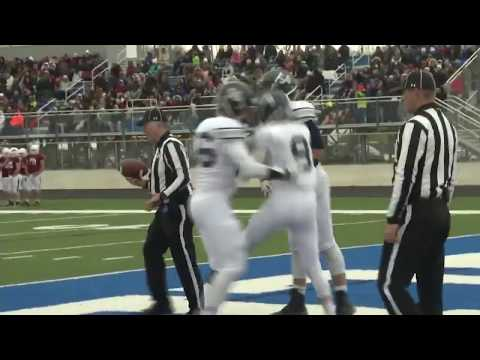 Jackson County Central Runs Over Fairmont For Section 3AA Championship