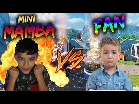 Little Brother 1v1 Against Fan! Black Ops 1v1!