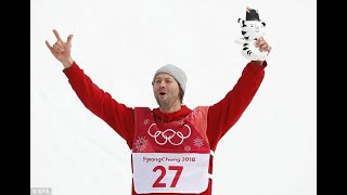 The snowboarder who loves to party: Billy Morgan takes bronze to help Team GB set record Winter