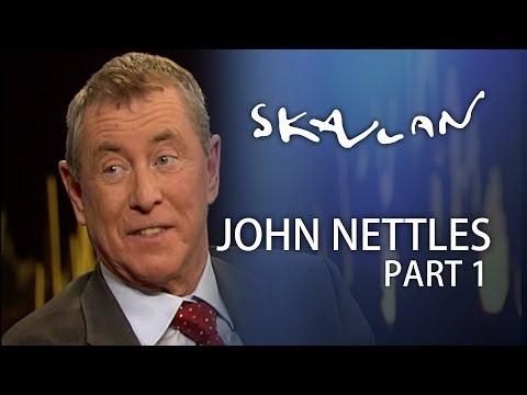John Nettles   Part 1  Skavlan