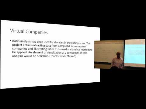 Current Topics in Auditing: Lecture 2, Fraud Detection & Virtual Companies