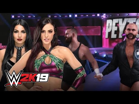 "How to make The Revival's WWE 2K19 entrance more ""IIconic"""