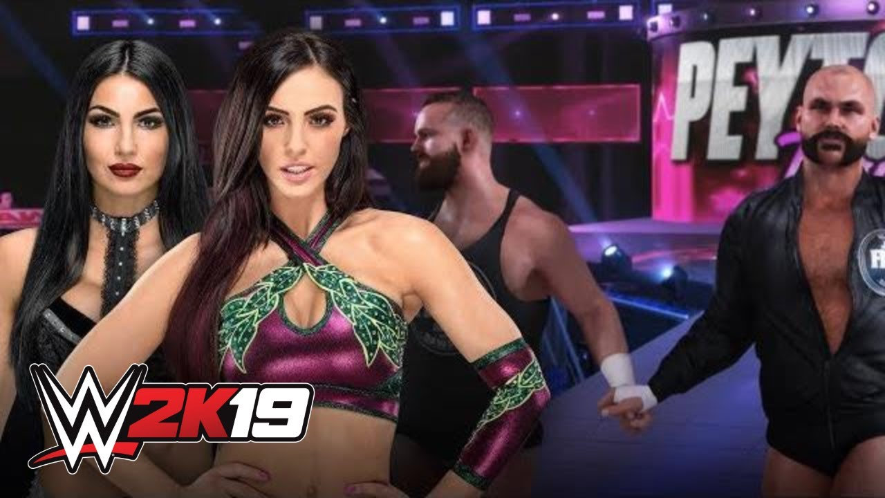 How to make The Revival's WWE 2K19 entrance more