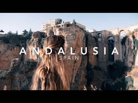 A N D A L U S I A  |  Spain, July 2017