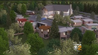 Tiny House Village Being Built For Veterans In Need