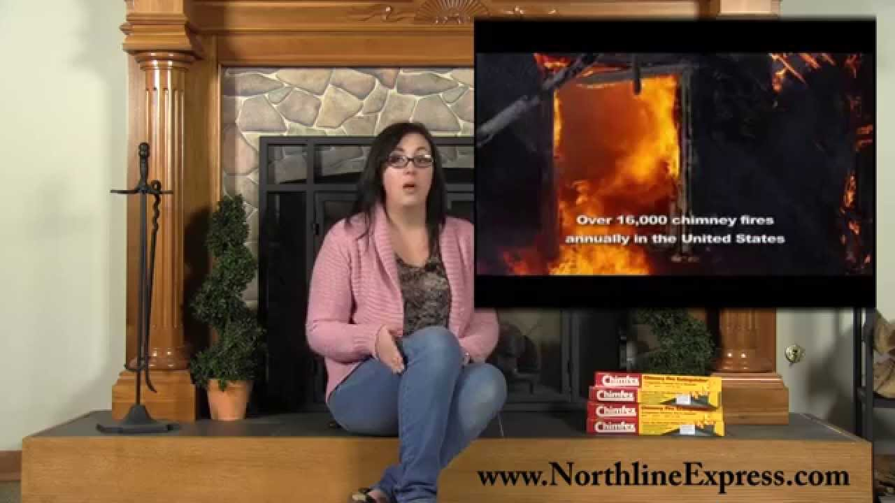 Chimfex Fire Suppressant Sticks The First Line Of