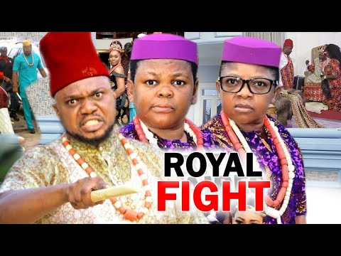 Download ROYAL FIGHT COMPLETE SEASON 1&2 - Ken Eric 2020 Latest Nigerian Nollywood Movie Full HD