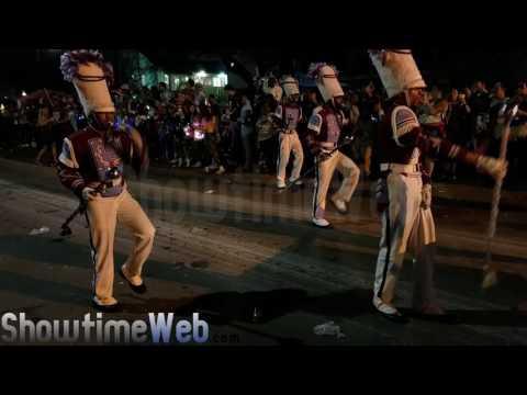 Talladega College Marching Band - 2017 Mardi Gras Parade
