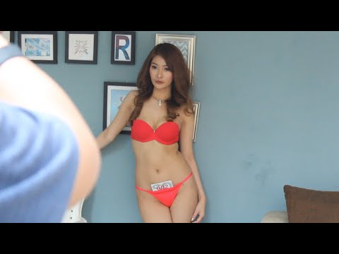 Behind the scene with Riona Celine Sagami Idol Indonesia December 2019 x Sagami condom