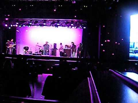 "Purple Rain ""Henry Sings"" with Secret Society Band at Md Live Casino ""Rams Head Live"""