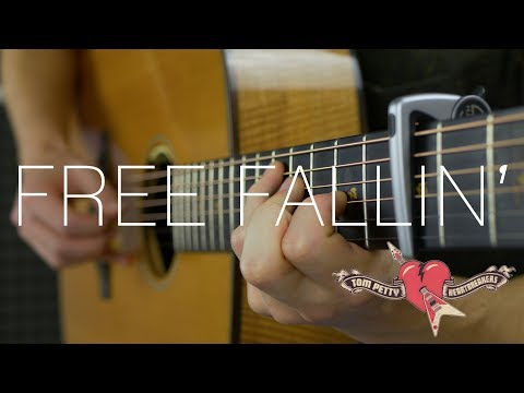 Tom Petty - Free Fallin' - Fingerstyle...