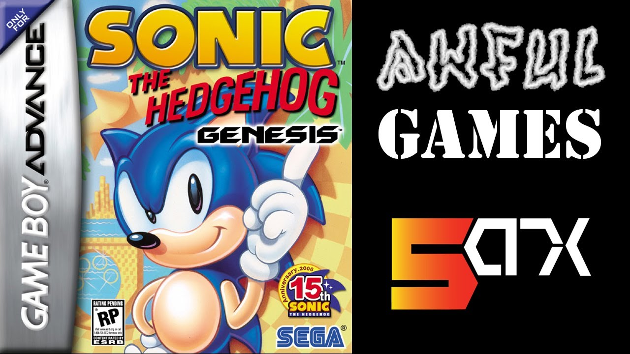 Sonic The Hedgehog Genesis Crappy Games Wiki Uncensored
