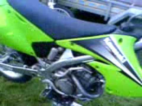 Kawasaki kxf 250 4t sound tester2