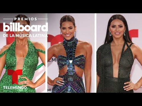 La tendencia shinny inunda los Premios Billboard 2020