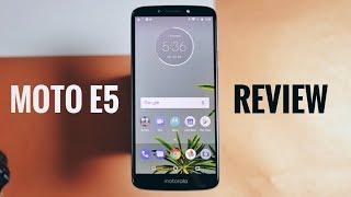 Moto E5: REVIEW COMPLETA.