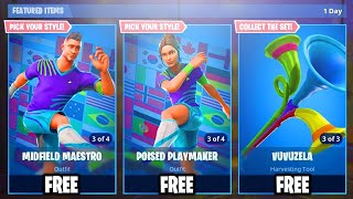 GIFTING SOCCER SKINS 2 SUBS IN FORTNITE EVERY 30 SUBS?