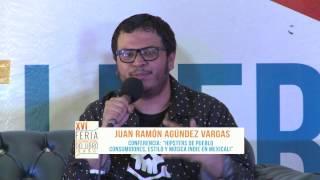 """Presentación del Libro Hipsters de Pueblo """"Consumidores, Estilo y Música Indie en Mexicali"""