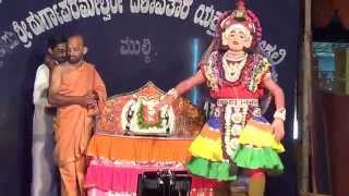Yakshagana -- Poorvarana - Gajamukhadavage ganapage ,Gajamukha naa ninna padava