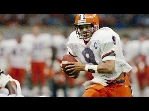 Don McPherson: Syracuse University top sports figures of all time
