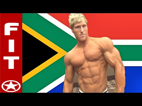 SOUTH AFRICA IS NEW FITNESS NATION