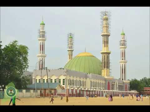 Mosques in Maiduguri , Borno State, Nigeria,  north-eastern Nigerian city