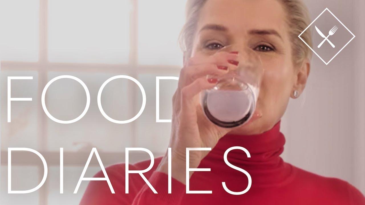 Everything Yolanda Hadid Eats In a Day | Food Diaries | Harper's BAZAAR