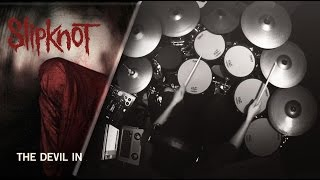 Slipknot - The Devil in I [Drum Cover/Chart]