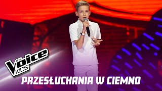"Maksymilian Belniak - ""Takie tango"" - Blind Audition 