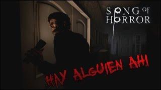¿Hay alguien ahí? (Song of horror Demo gameplay español)